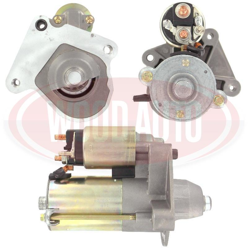 Starter Ford TDCI REPAS