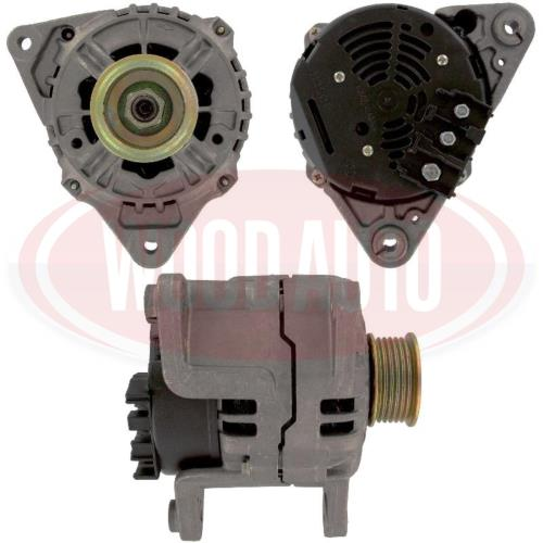 How To Install Replace Engine Alternator 1998-2003 Ford